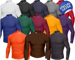 Under Armour Coldgear Mock Baselayer