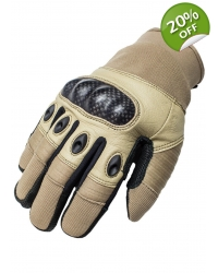 Tactical Kevlar Knuckle Combat Gloves ..