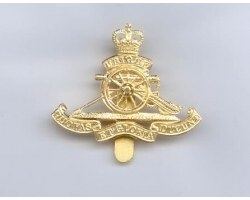 Royal Artillery Beret Cap Badge