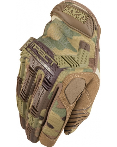 Mechanix M-Pact Tactical Multicam Gloves