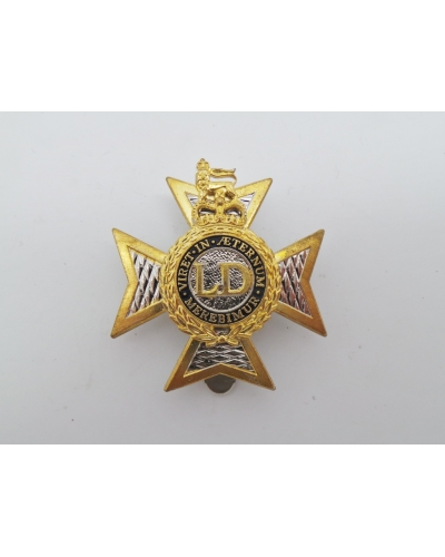 Light Dragoons Beret Cap Badge