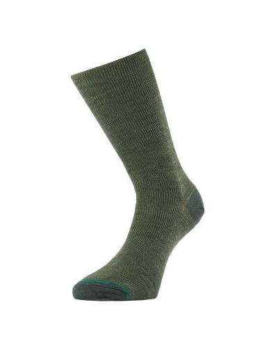 1000 Mile Ultimate Lightweight Walking Sock in Moss Green