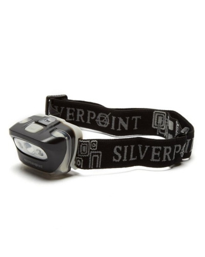 Silverpoint Guide XL165 Head Torch - Black