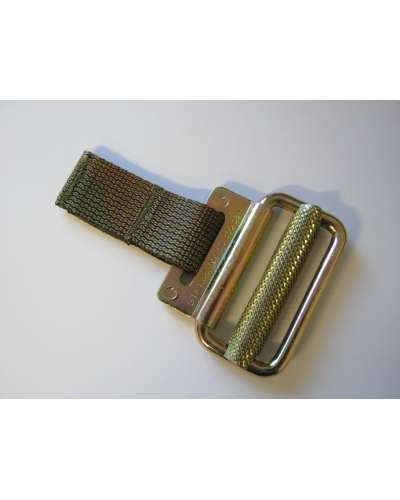 Replacement Gold Roll Pin Belt Buckle - British Made