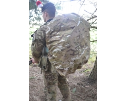 Bergen Cover in Multicam