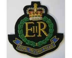 Royal Military Police Blazer Badge
