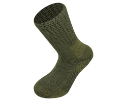 Norwegian Army Sock in Olive Green