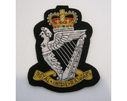 Royal Irish Rangers Blazer Badge