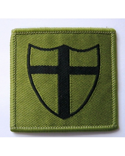 8th Force Engineer Brigade Flash in Green