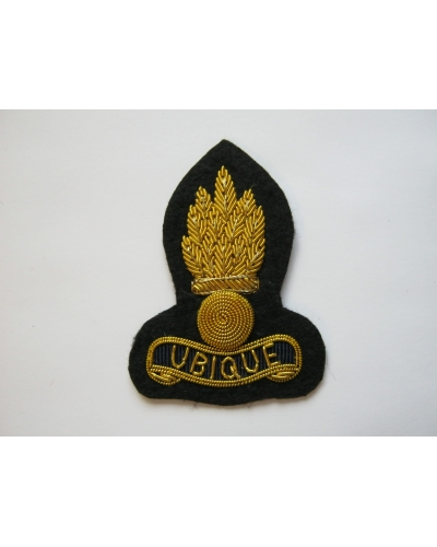 Royal Engineers Officers' Cap Badge