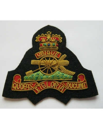 Royal Artillery Officers' Cap Badge