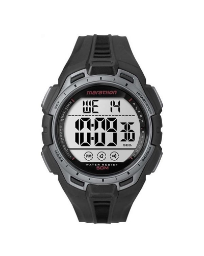 Timex Marathon Black Digital Sports Watch