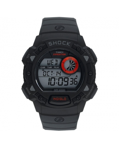Timex Expedition Base Shock  Digital Watch in Black