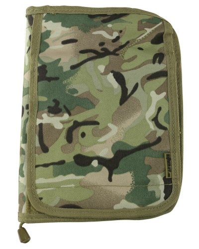 A5 Folder Holder in Multicam