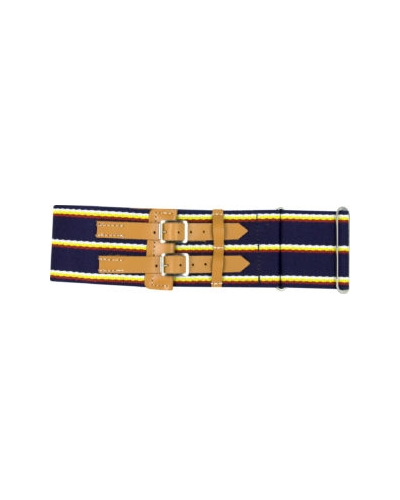 Royal Scots Dragoon Guards Stable Belt - British Made