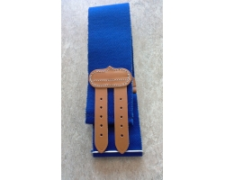 Queens Dragoon Guards Stable Belt - Br..