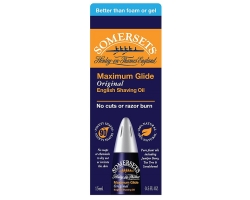 Somersets Shaving Oil Maximum Glide 15ml