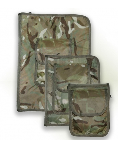 A5 Delux Nyrex Cover in Multicam