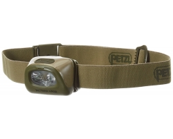Petzl Tactikka +RGB Headtorch in Tan  ..