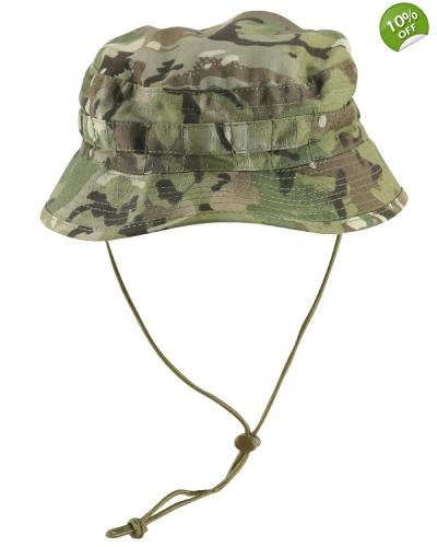 Special Forces Short Brimmed MTP Jungle Bush Hat