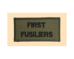 First Fusiliers Flash