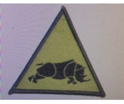 1 UK Armoured Division flash