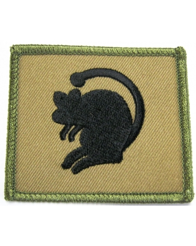 New Colour - 4th Armoured Brigade Flash