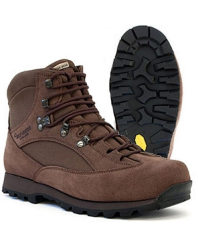 Altberg Base Boot in MoD Brown