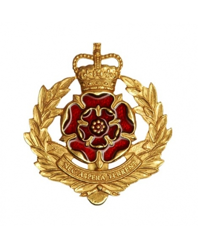 50 x Duke of Lancasters Regimental Beret Cap Badge