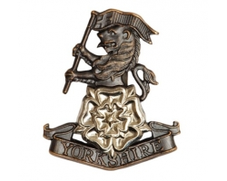 Yorkshire Regiment Beret Cap Badge