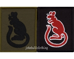 7th Armoured Brigade Flash - Hook & Lo..