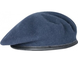 Royal Air Force Blue Beret - Silk Lined