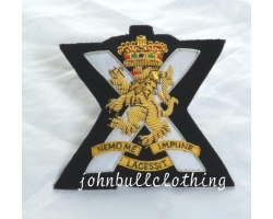 Royal Regiment of Scotland Blazer Badge