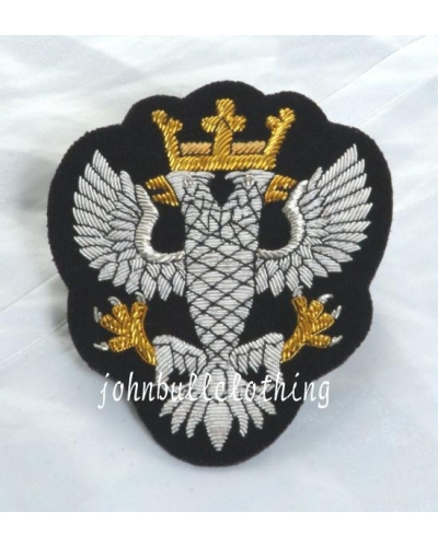 Mercian Regiment Bullion Blazer Badge