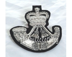Rifles Regiment Blazer Badge