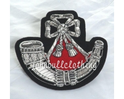 Light Infantry Bullion Blazer Badge