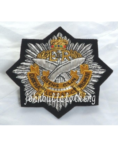 Queens' Own Gurkha Logistics Regiment Blazer Badge