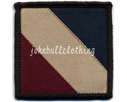 Mercian Regiment Flash - Hook & Loop B..