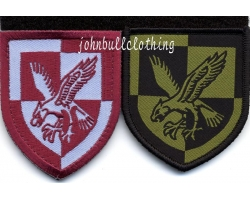 16 Air Assault Brigade Flash - Hook & ..