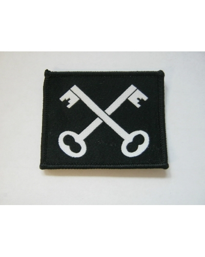 2nd Infantry Division Flash - Hook & Loop Backing