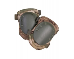 Hardshell Knee Pads in Multicam