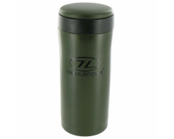 Sealed Thermal Mug in Green