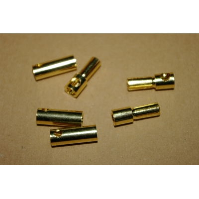 5mm Bullet connectors