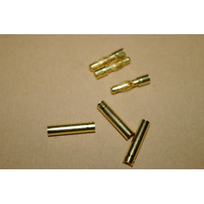 4mm bullet connectors