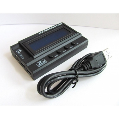 LCD programme box for ZtW Gecko