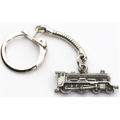 Steam Locomotive Key-Ring