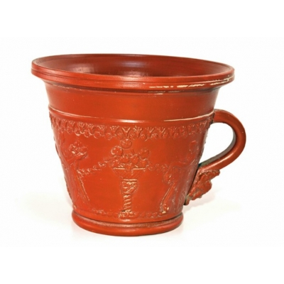 Roman Relief Mug with H..