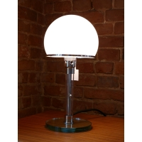 Wagenfeld, Glass Table Lamp