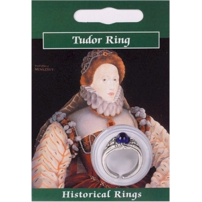 Elizabeth I Gem Ring - ..