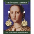 Tudor Rose Earrings - G..